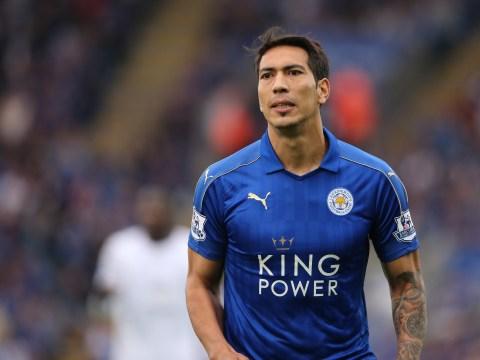 Leicester City striker Leonardo Ulloa unleashes scathing outburt towards Claudio Ranieri