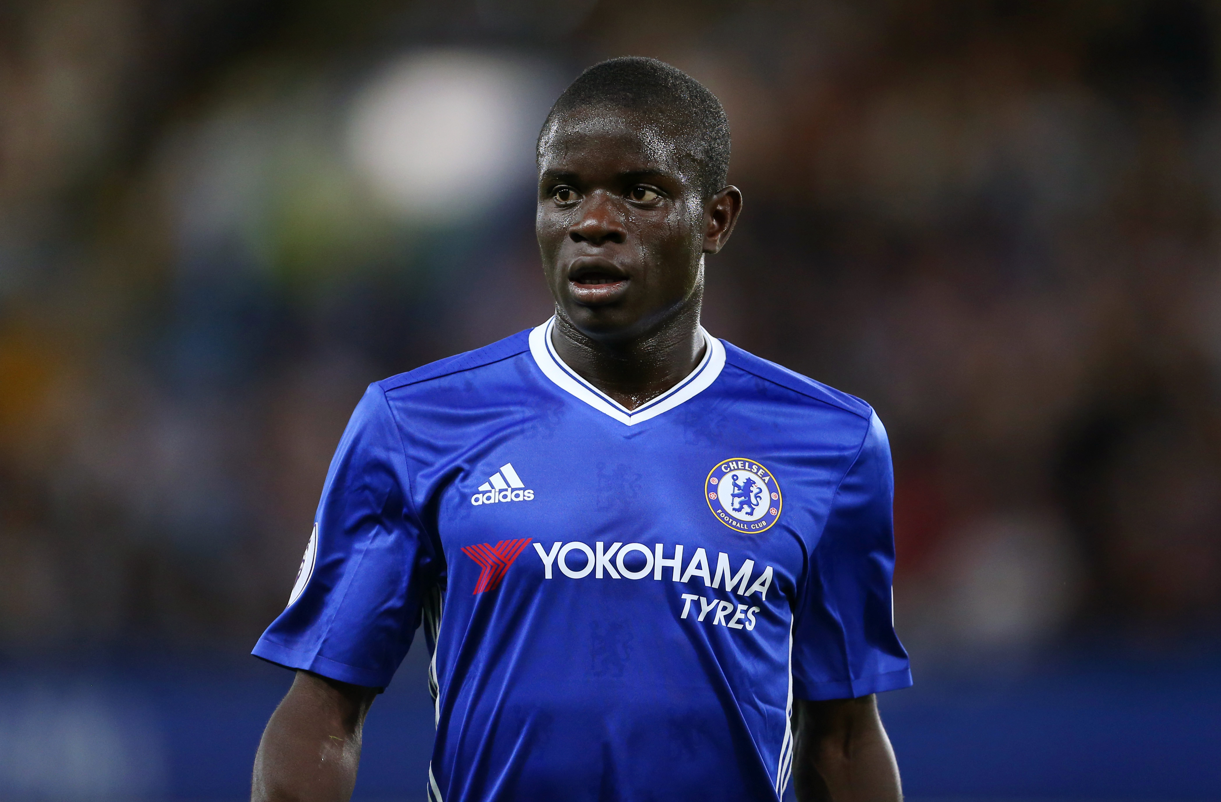 Chelsea legend Didier Drogba inspired me to be the best, says N'Golo Kante