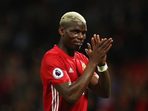 Paul Pogba one of ten Manchester United players in 5-a-side game at Old Trafford after West Brom draw