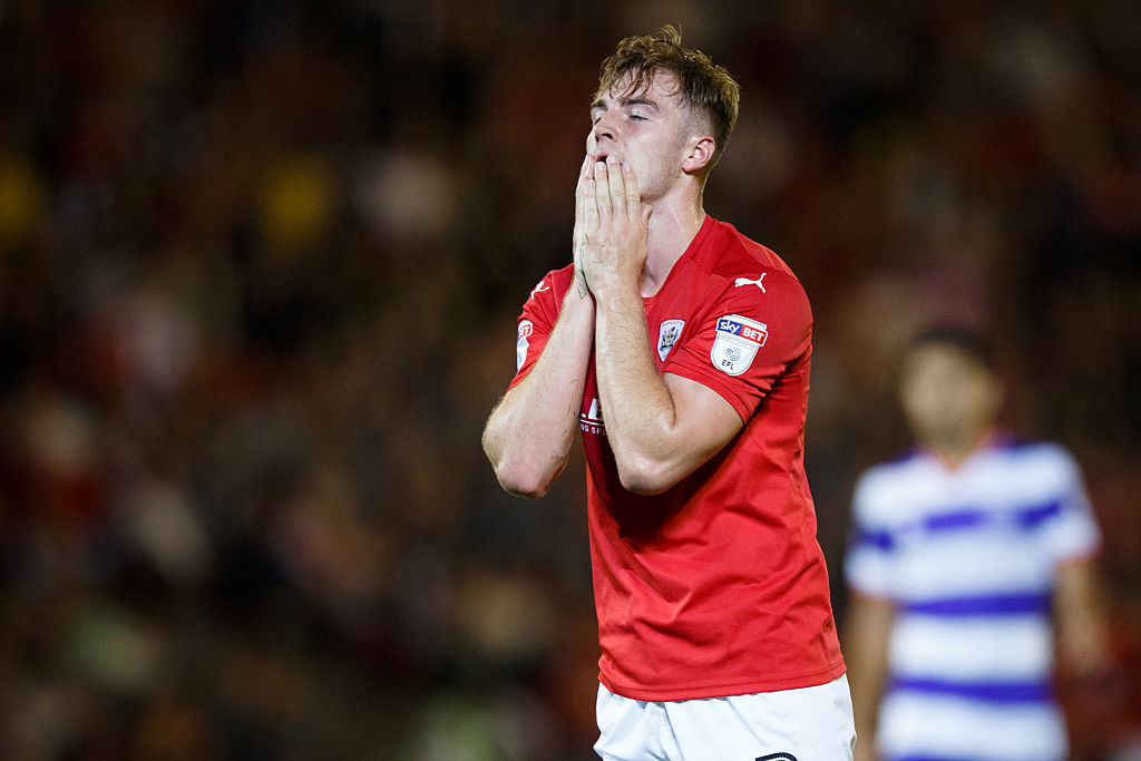 Arsenal and Manchester United among clubs chasing transfer of Barnsley's James Bree
