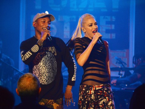 Gwen Stefani and Pharrell Williams being sued for copyright infringement