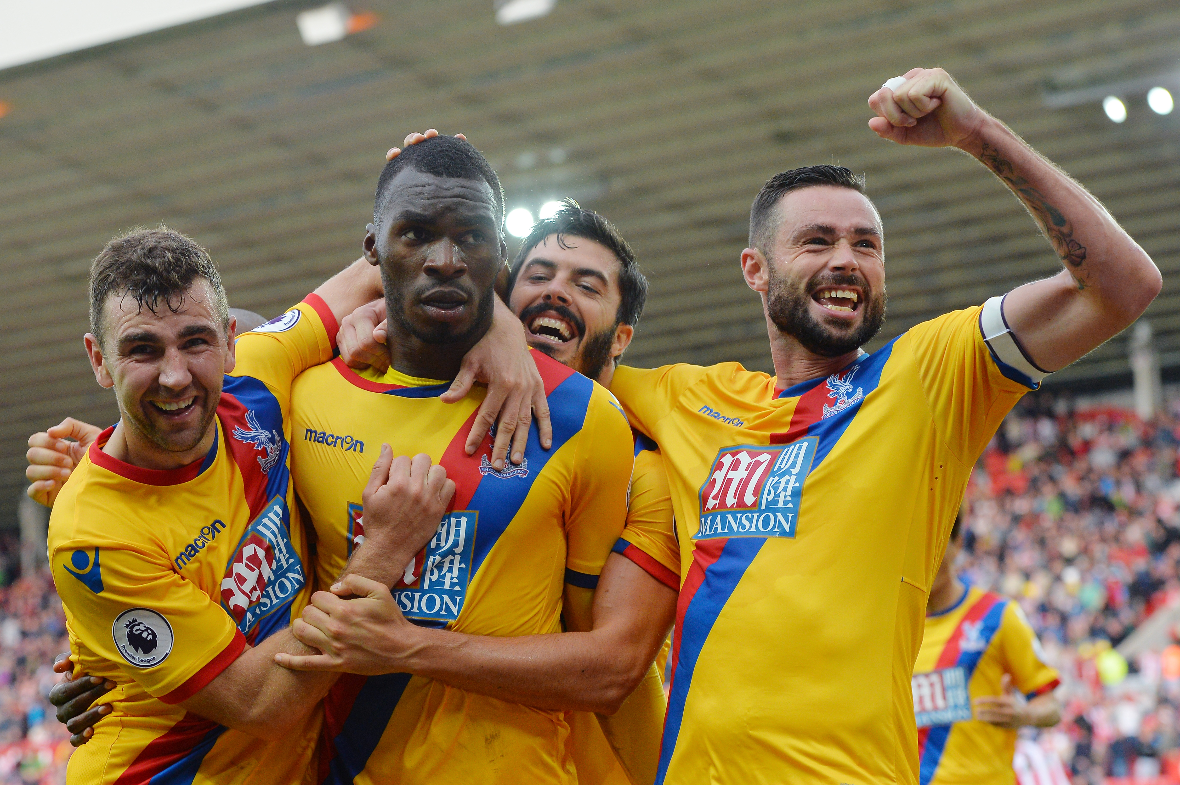 Christian Benteke quashes Crystal Palace transfer speculation