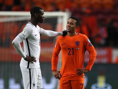 Paul Pogba risks becoming a Manchester United flop like Memphis Depay, says Ruud Gullit