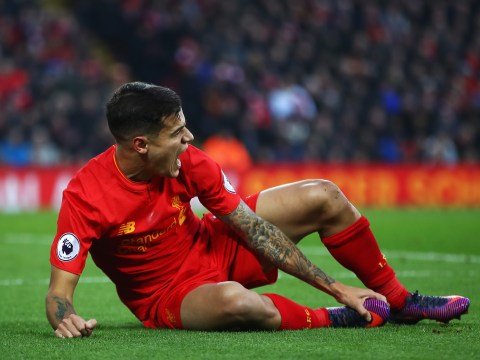 Liverpool injury news: Philippe Coutinho and Joel Matip certain to miss Sunderland game