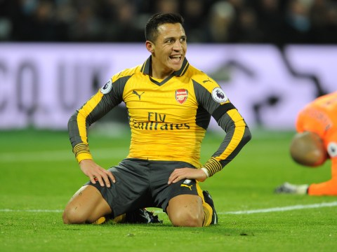 Atletico Madrid target summer move for top transfer target and Arsenal star Alexis Sanchez