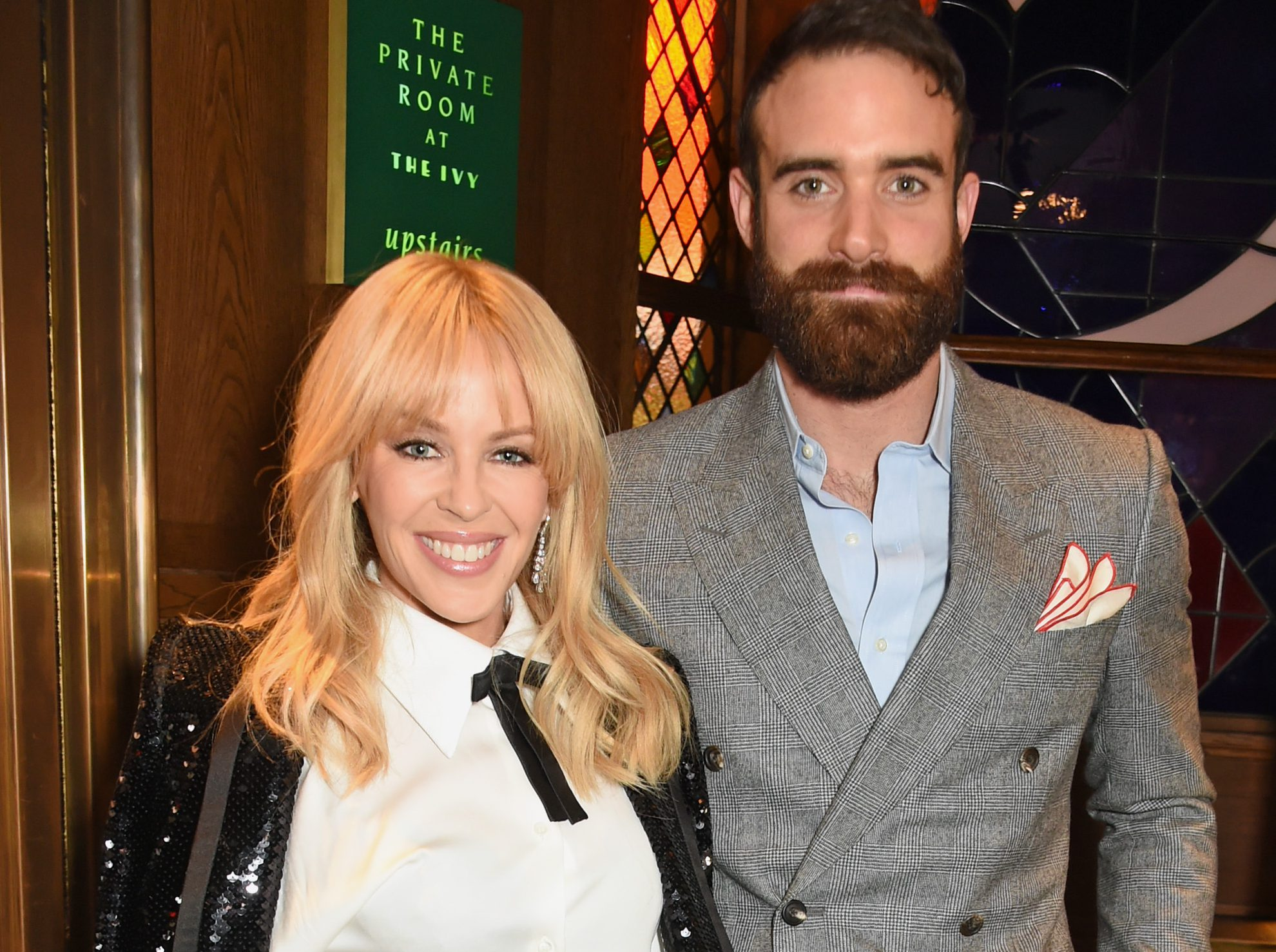 Kylie Minogue ends engagement to toyboy Joshua Sasse