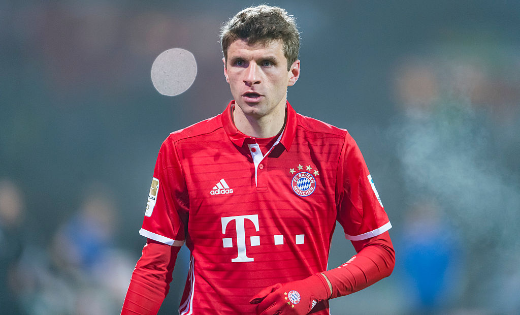 Chelsea plotting £75m transfer move for Thomas Muller amid Diego Costa exit rumours