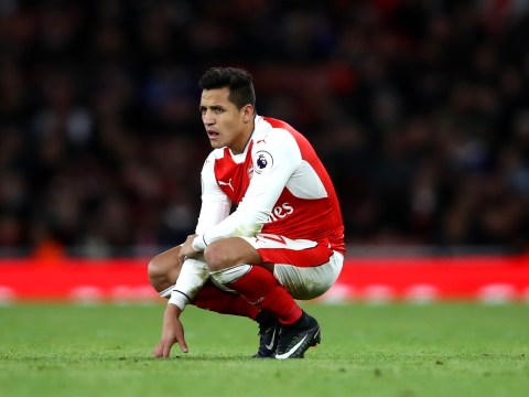 Seeing Alexis Sanchez blow up should seriously worry Arsenal, says Charlie Nicholas