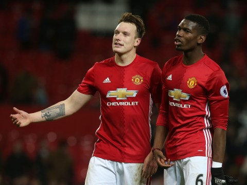 Liverpool will be toughest test for in-form Manchester United ace Phil Jones