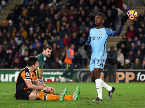 Manchester City's Kelechi Iheanacho admits Chelsea legend Didier Drogba and Manchester United's Wayne Rooney are his heroes