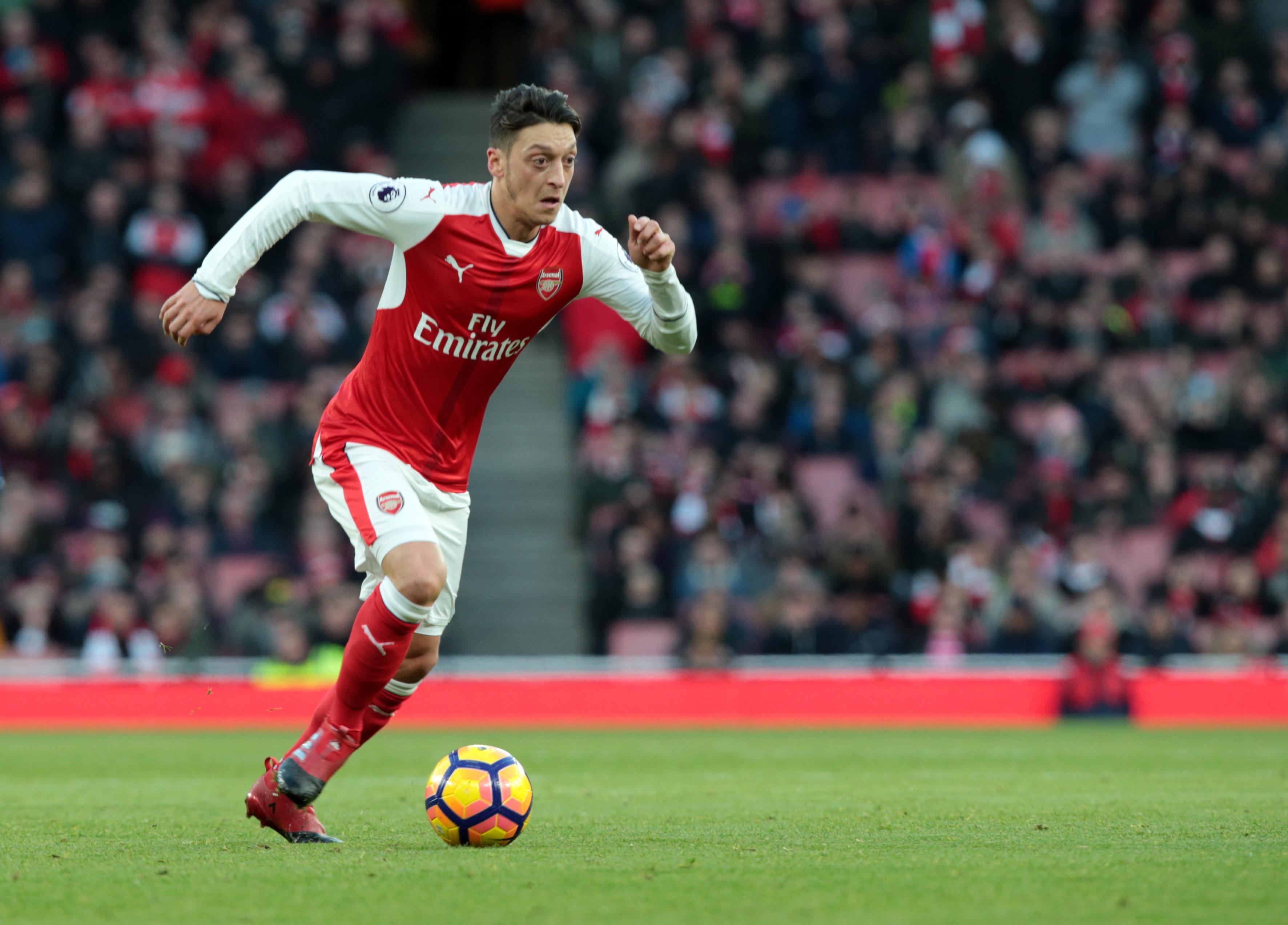 Mesut Ozil and Theo Walcott out for Arsenal again, but Shkodran Mustafi to return v Bournemouth