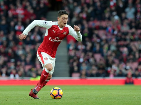 Mesut Ozil and Theo Walcott out for Arsenal again, but Shkodran Mustafi to return v Bournemouth