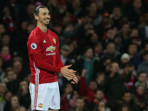 Manchester United  star Zlatan Ibrahimovic hits out at critics who said he was too old