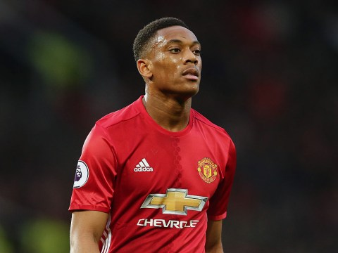Gary Neville has some advice for 'disinterested' Manchester United striker Anthony Martial