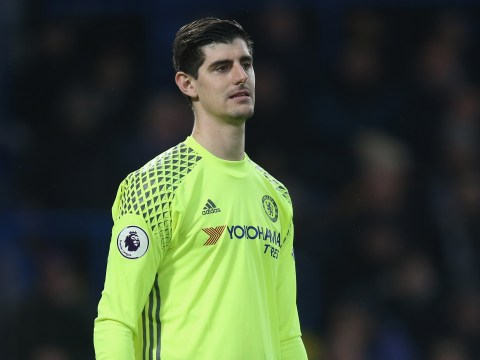 Chelsea goalkeeper Thibaut Courtois wants Real Madrid summer switch
