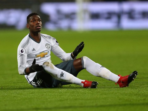 Manchester United's Paul Pogba missed out on the Fifa and FIFPro world XI by the smallest margin ever