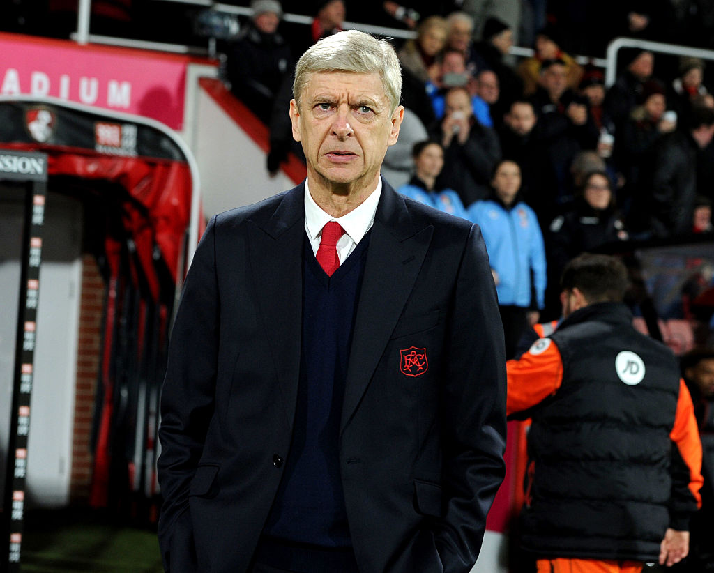 Arsene Wenger plays down China threat – but warns India could become players too
