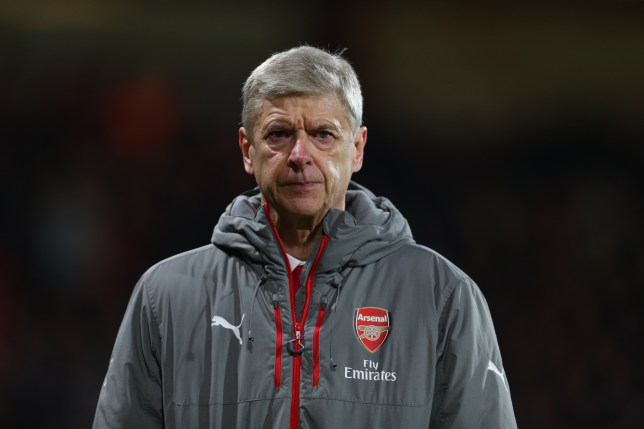 BOURNEMOUTH, ENGLAND - JANUARY 03: Arsene Wenger manager / head coach of Arsenal during the Premier League match between AFC Bournemouth and Arsenal at Vitality Stadium on January 3, 2017 in Bournemouth, England. (Photo by Catherine Ivill - AMA/Getty Images)