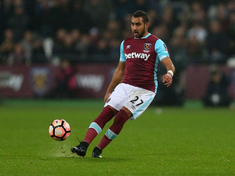 West Ham star Dimitri Payet hints on social media he wants transfer after Manchester United and Arsenal links