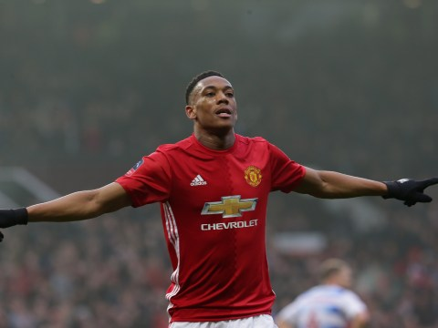 Manchester United star Anthony Martial was a huge fan of Ronaldo and Ronaldinho growing up