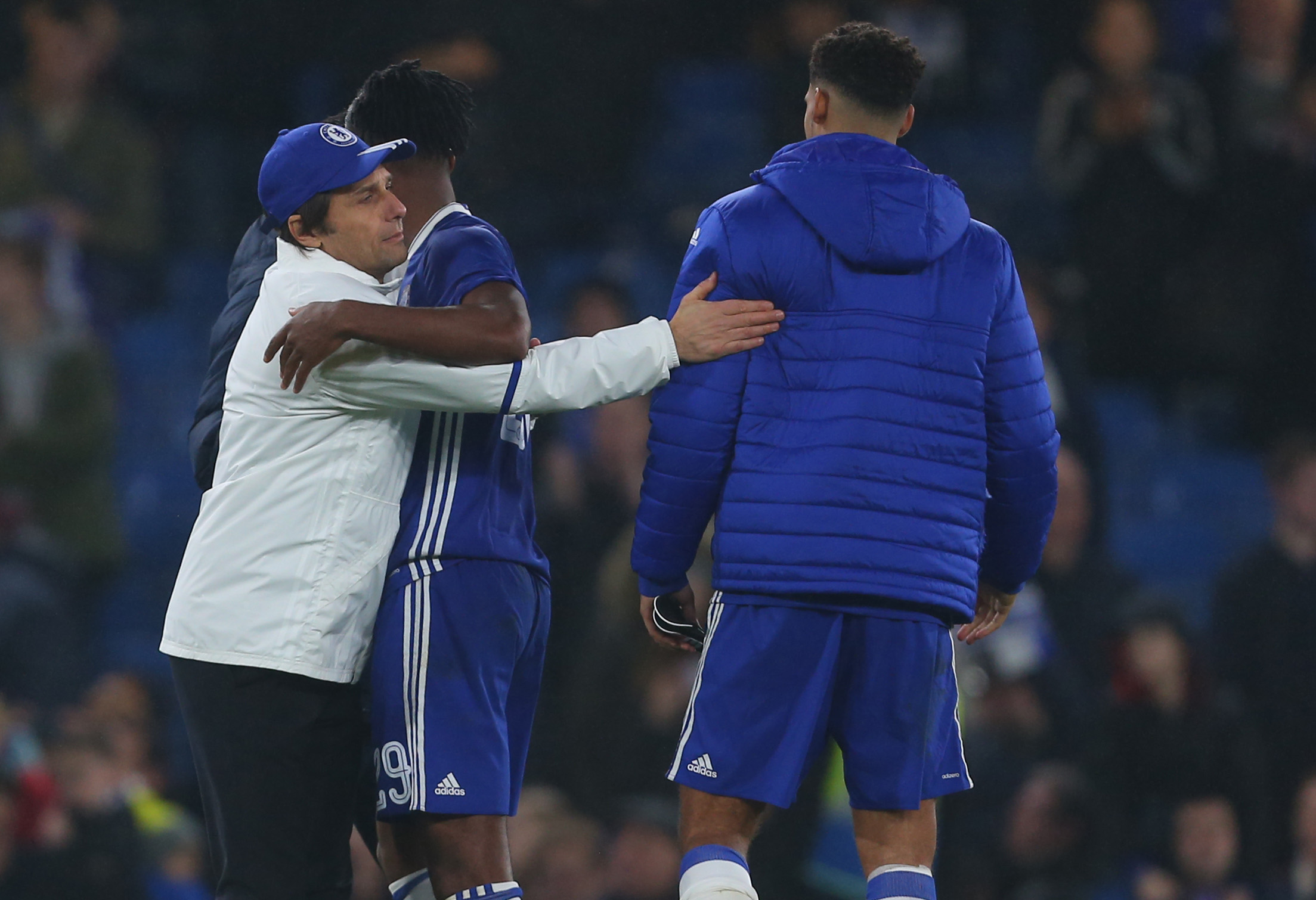Trust is why Chelsea are top of the table, says Michael Ballack