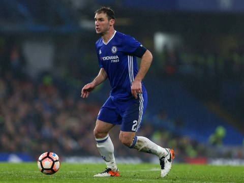 Chelsea legend Branislav Ivanovic on verge of signing for Zenit St Petersburg