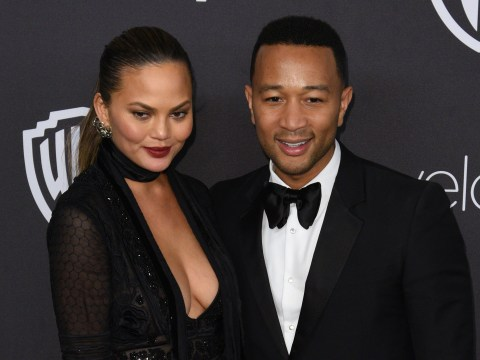 Chrissy Teigen calls out racist photographer for calling John Legend a 'monkey'