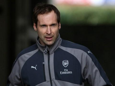 Petr Cech says Arsenal must beat Chelsea at Stamford Bridge