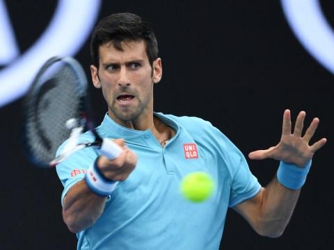 Novak Djokovic takes first steps to defending Australian Open crown by beating Fernando Verdasco