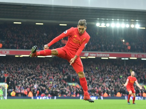 Liverpool first side to score 50 goals in the Premier League after two against Swansea