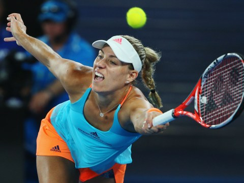 Angelique Kerber dumped out of Australian Open by Coco Vandeweghe