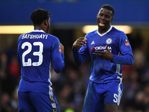 Tony Pulis was watching Kurt Zouma and Nathaniel Chalobah in Brentford game not Chelsea's Branislav Ivanovic