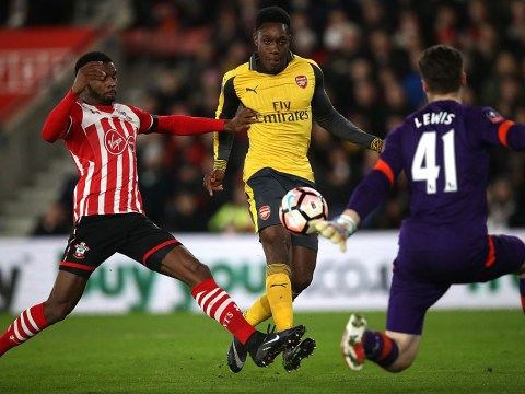 Arsene Wenger surprised by Danny Welbeck performance for Arsenal