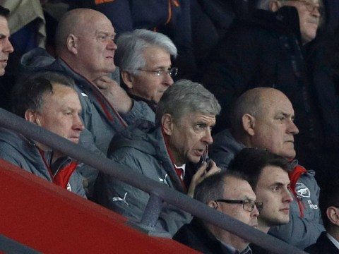 Arsene Wenger's golden rule prevents his Arsenal coaches shouting on the touchline