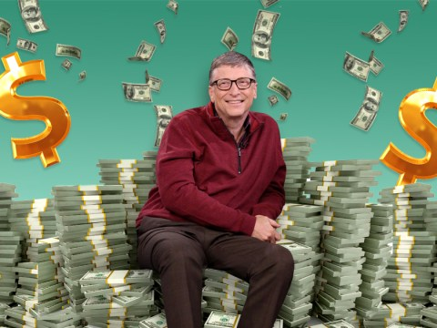 Bill Gates is going to become the world's first trillionaire