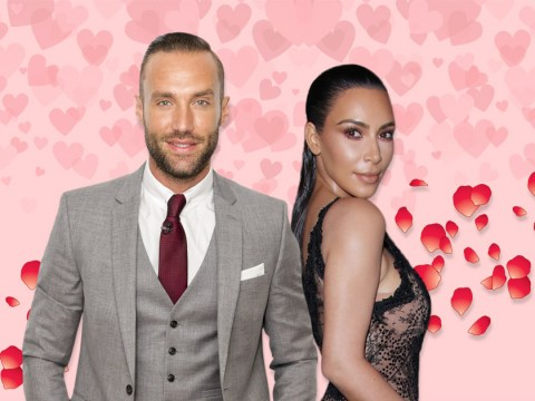 Turns out Celebrity Big Brother's Calum Best once dated Kim Kardashian