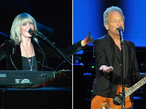 Fleetwood Mac's Christine McVie and Lindsay Buckingham are recording new music