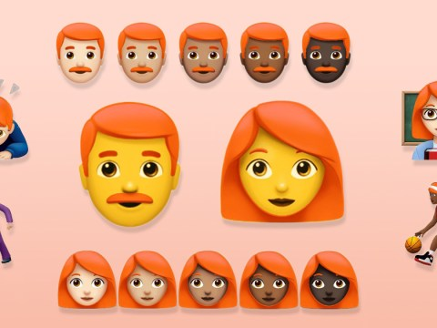A redhead emoji might finally be on the cards thanks to ginger equality campaigners