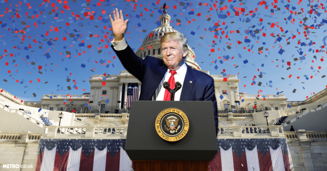 When will Donald Trump take office? Everything you need to know about his inauguration Credit: AFP/Getty Images