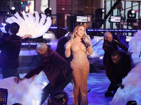 Mariah Carey to quit social media after THAT New Year's Eve performance