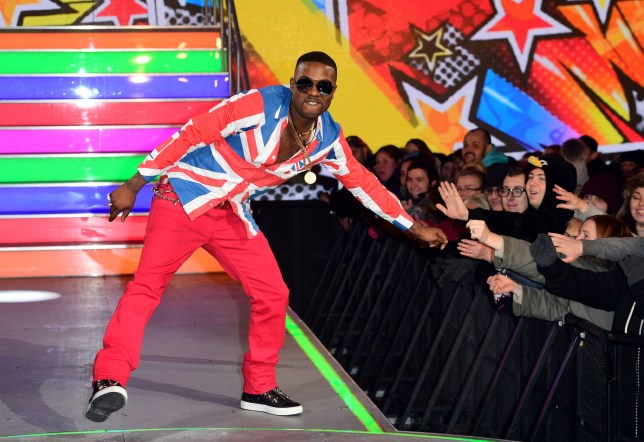 Ray J Norwood enters the Celebrity Big Brother house at Elstree Studios in Borehamwood, Herfordshire, during the latest series of the Channel 5 reality TV programme. PRESS ASSOCIATION Photo. Picture date: Tuesday January 3, 2017. See PA story SHOWBIZ CBB. Photo credit should read: Ian West/PA Wire