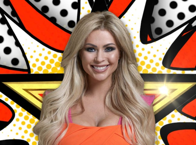 Undated handout photo issued by Channel 5 of Nicola McLean, one of the contestants in the latest series of Celebrity Big Brother. PRESS ASSOCIATION Photo. Issue date: Wednesday January 4, 2017. See PA story SHOWBIZ CBB. Photo credit should read: Channel 5/PA Wire NOTE TO EDITORS: This handout photo may only be used in for editorial reporting purposes for the contemporaneous illustration of events, things or the people in the image or facts mentioned in the caption. Reuse of the picture may require further permission from the copyright holder.