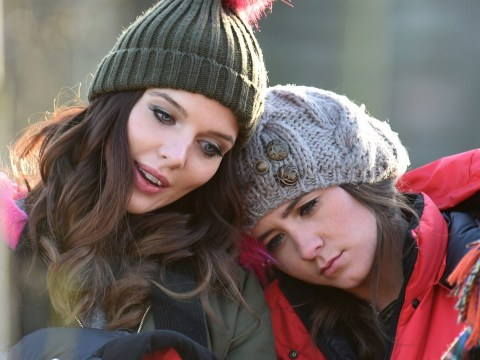 Coronation Street spoilers: Sophie and Rosie Webster reunited in new location pictures