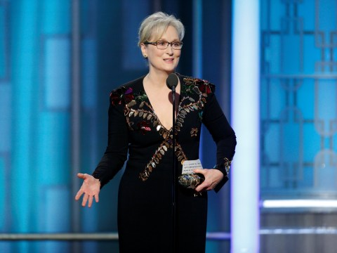 Meryl Streep made the most powerful anti-Trump speech at the 2017 Golden Globes