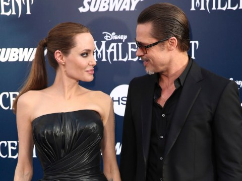 Brad Pitt and Angelina Jolie release first joint statement since divorce