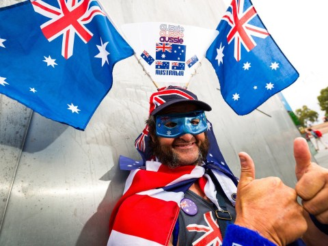 Images of Australia Day celebrations 2017