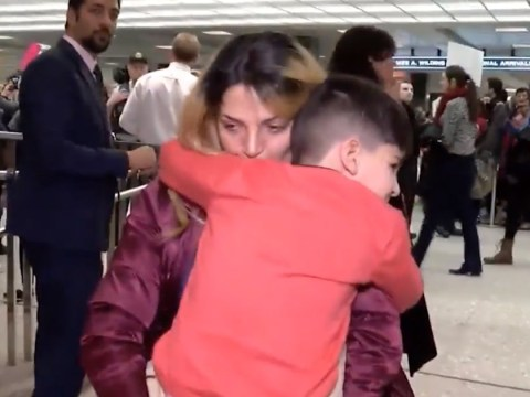Boy, 5, handcuffed at US border for being 'security threat' to USA