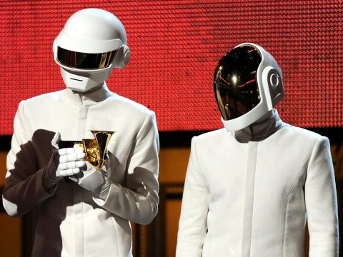 Daft Punk to join The Weeknd for live Grammys 2017 performance