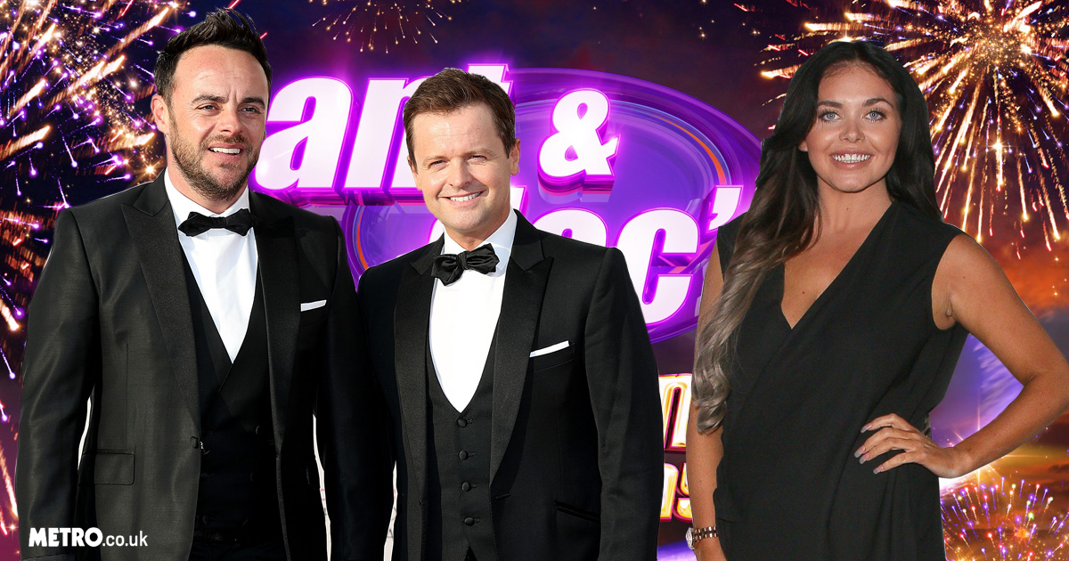 Scarlett Moffatt is joining Ant and Dec's Saturday Night Takeaway