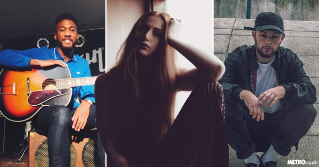 Have you listened to these three artists? (Pictures: Facebook/ Folly Rae/ Tom Grennan/ Rocky Nti) 2017: Three BBC Introducing approved artists to watch (Louise Joy)